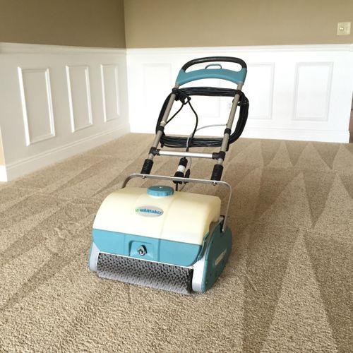 Carpet Encapsulation System