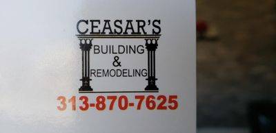 Avatar for Ceasars Building and remodeling Dearborn Heights, MI Thumbtack