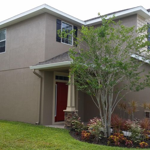 (after) Exterior Residential - This is how it is suppose to be. Perfect!