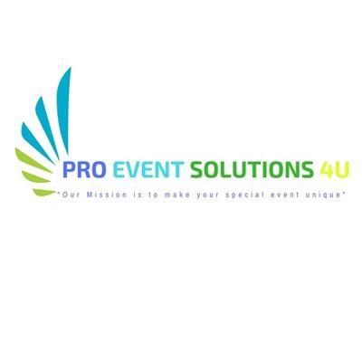 Avatar for Pro Event Solutions 4U Houston, TX Thumbtack