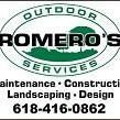 Romero's Outdoor Services, Inc.