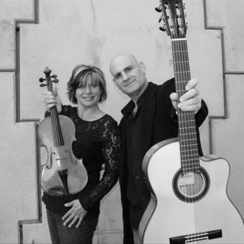 Ten String Theory - violin & guitar duo
