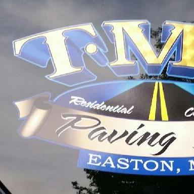 Avatar for TMK Paving Inc North Easton, MA Thumbtack