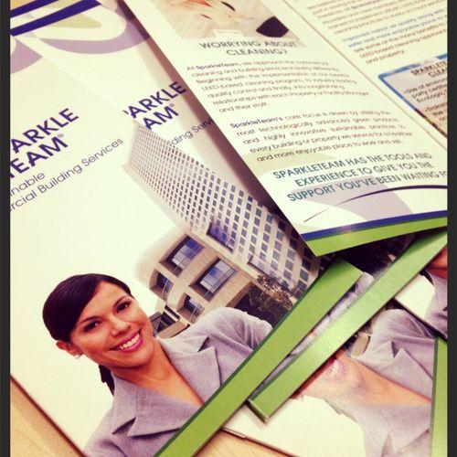 Brochure/Pamphlet Design
