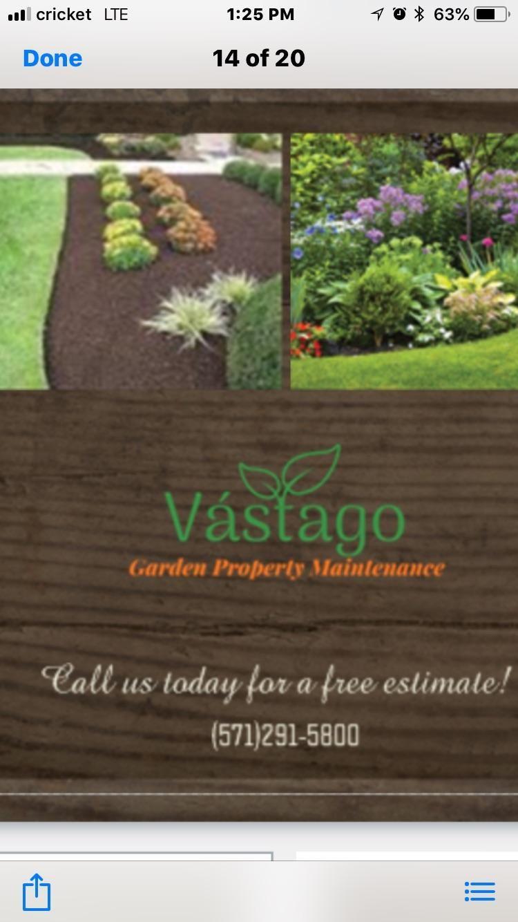 Vastago Landscaping Inc