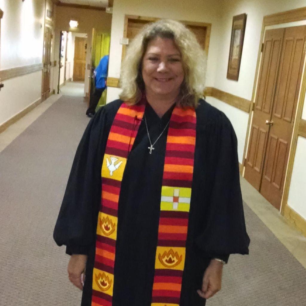 Retired pastor. Member of UCC.