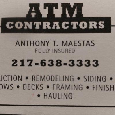 Avatar for ATM CONTRACTORS
