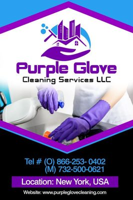 Avatar for Purple Glove Cleaning Services, LLC Newark, NJ Thumbtack