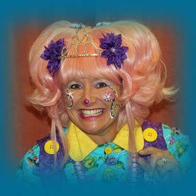 Our Trixie the Clown!