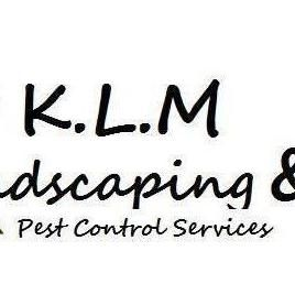 K.L.M. Landscaping and Pest Control