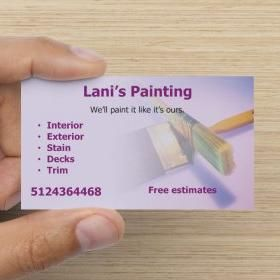 Lani's Painting