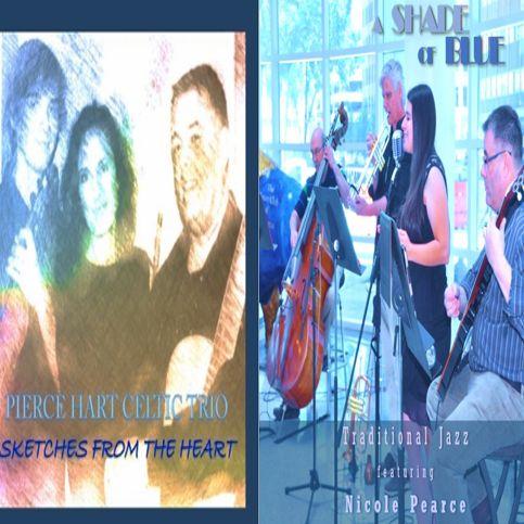 Pierce Hart Celtic Trio