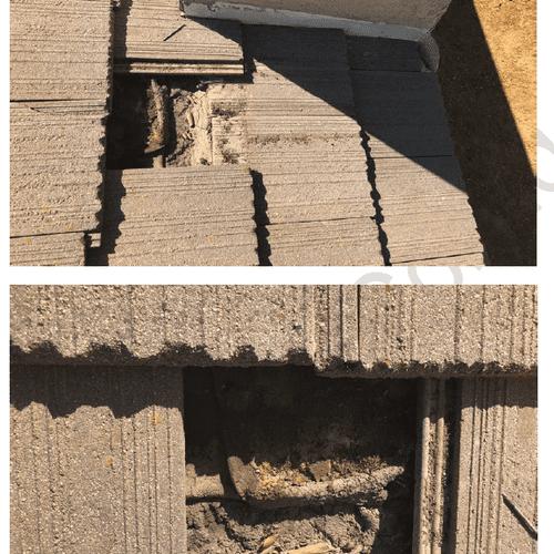Roof Leak Investigation at Chimney