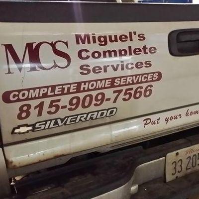 Avatar for Miguel's Complete Services (MCS) Dekalb, IL Thumbtack
