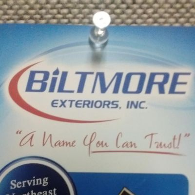 Avatar for Biltmore Exteriors Inc.