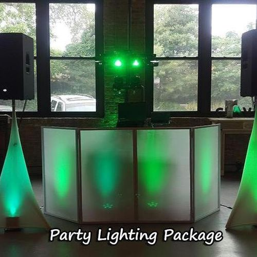 Party Lighting Package
