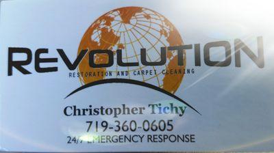 Avatar for Revolution Restoration & Cleaning Colorado Springs, CO Thumbtack