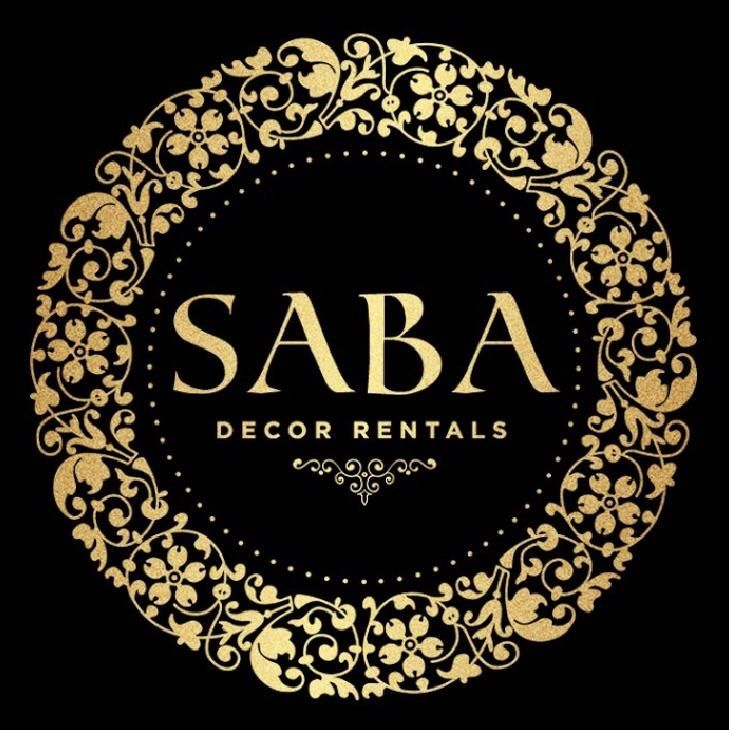 Saba Decor Rentals