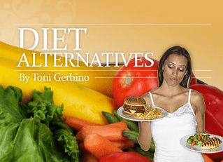 Toni Gerbino Nutritionist and the Diet Alternatives Programs - The Creative Alternative to Dieting!