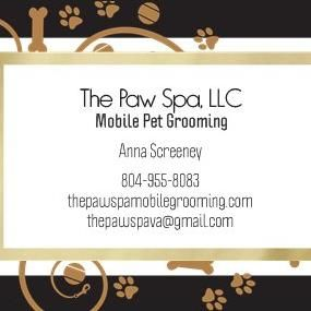 Avatar for The Paw Spa Mobile Pet Grooming Henrico, VA Thumbtack