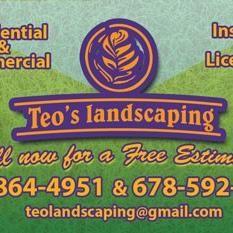 Teo's Landscaping LLC