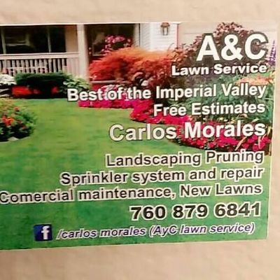 Avatar for A&C landscaping Calexico, CA Thumbtack