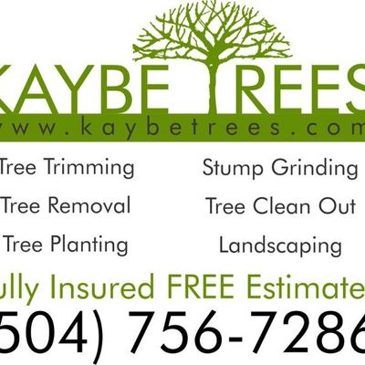 Avatar for Kaybe Trees New Orleans, LA Thumbtack