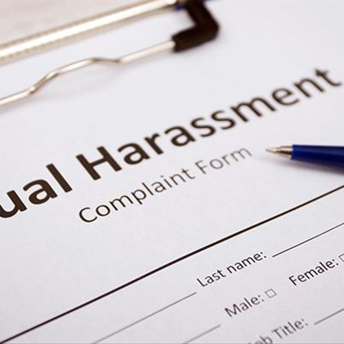 Sexual harassment claims can be costly!