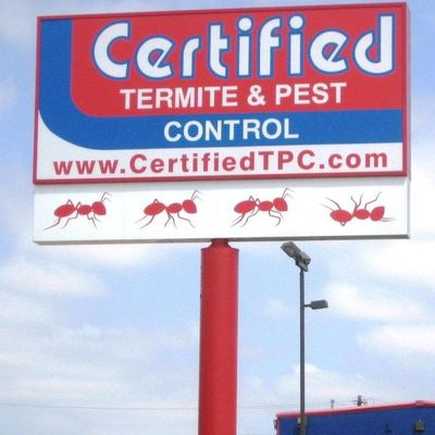 Avatar for Certified Termite & Pest Control Addison, TX Thumbtack