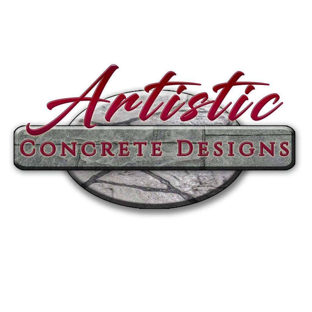 Artistic Concrete Designs