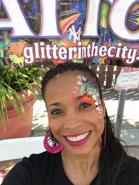 Glitter in the City