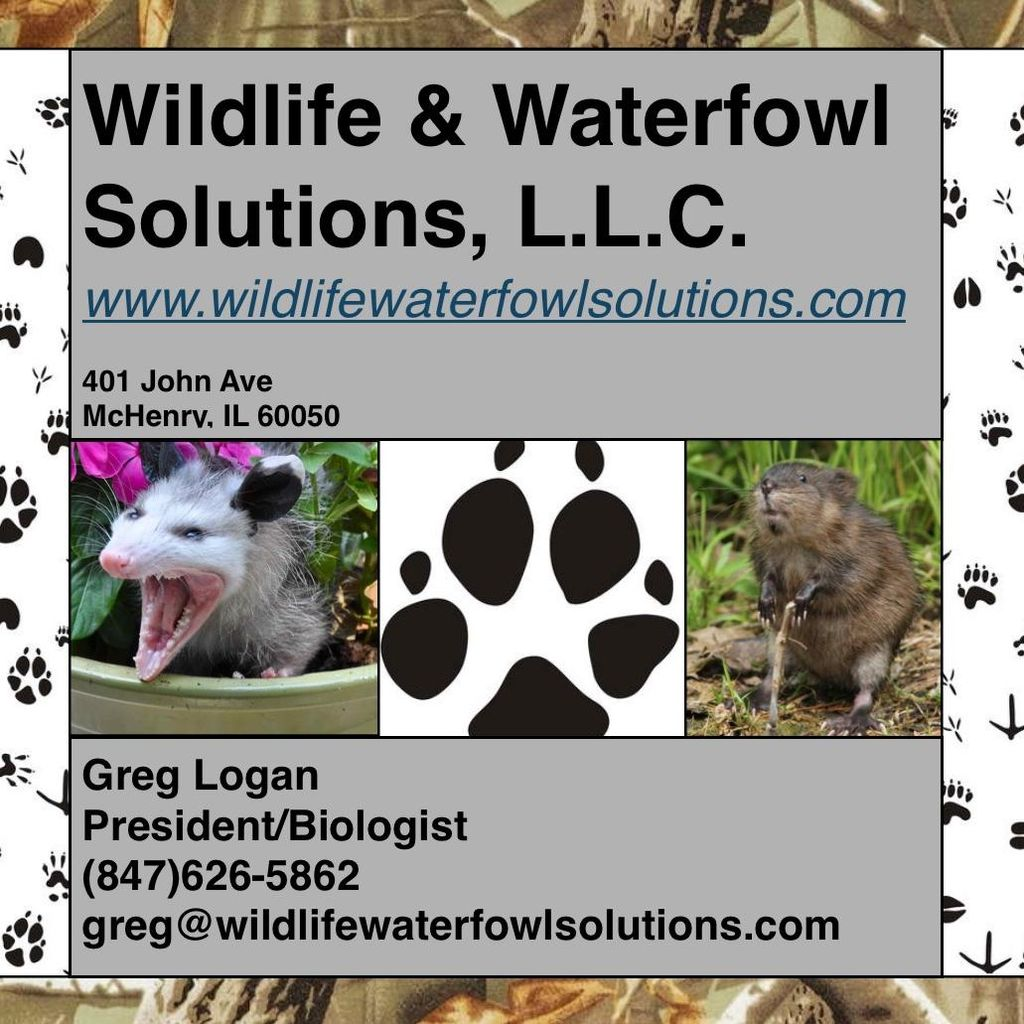 Wildlife & Waterfowl Solutions, L.L.C.