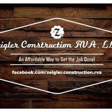 Avatar for Zeigler Construction RVA, LLC.