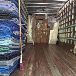A tightly packed and organized truck equals more savings for you