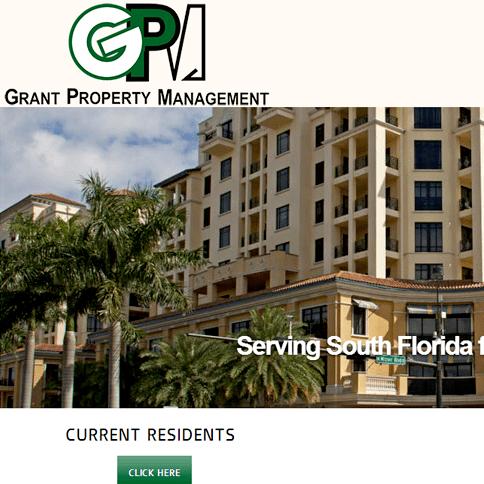Client: Grant Property Management