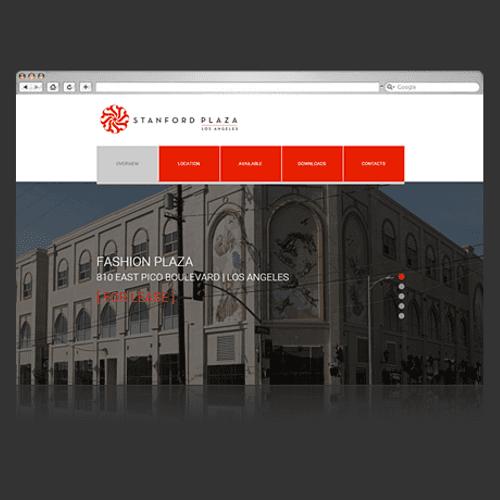 Website Design :: DAUM Property Site