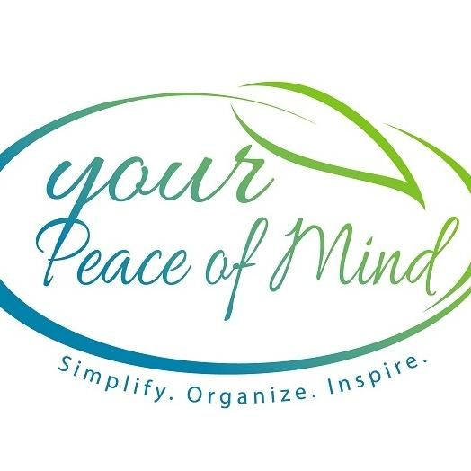 your Peace of Mind, LLC  Professional Organizing