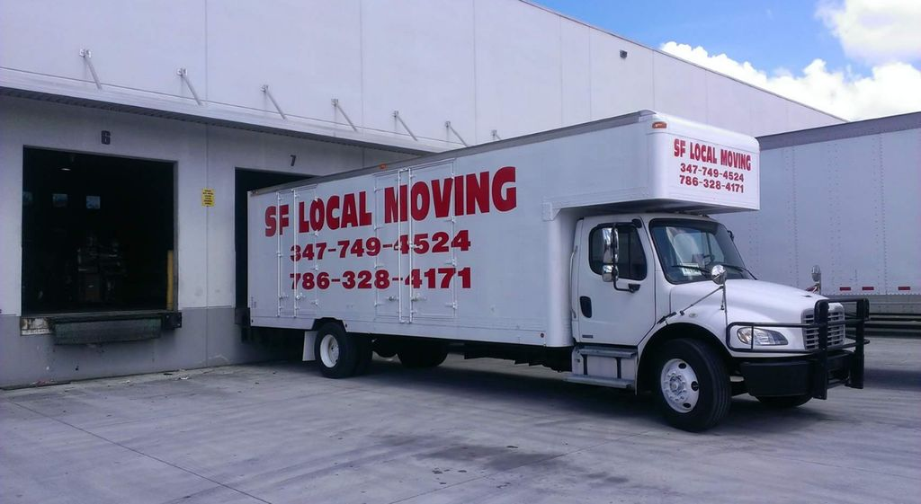 SF LOCAL MOVING INC