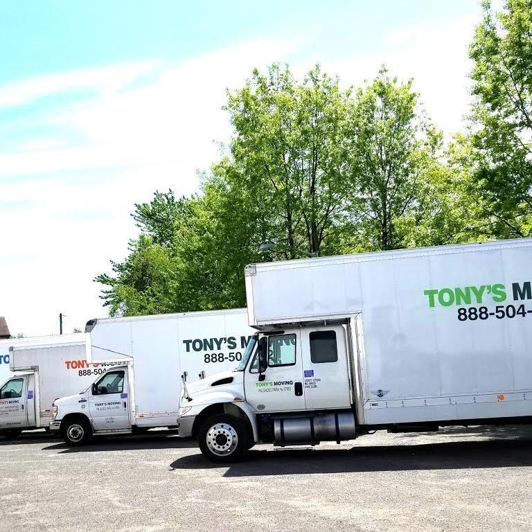 Tony's Moving