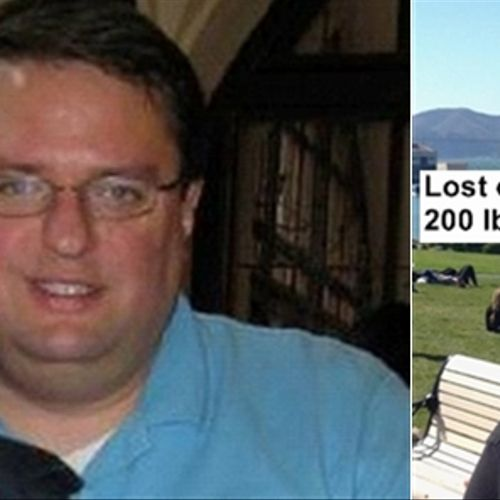 Paul lost over 200 lbs and in the process got his health back while eliminating a lot of medications.
