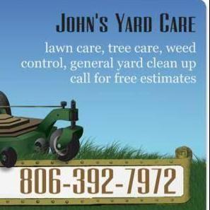 Avatar for John's Yard Care Lubbock, TX Thumbtack