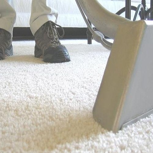 Our trained and experienced professionals show you the different between truck mounted industrial carpet cleaning and less effective portable units. We use the best equipment on the market.