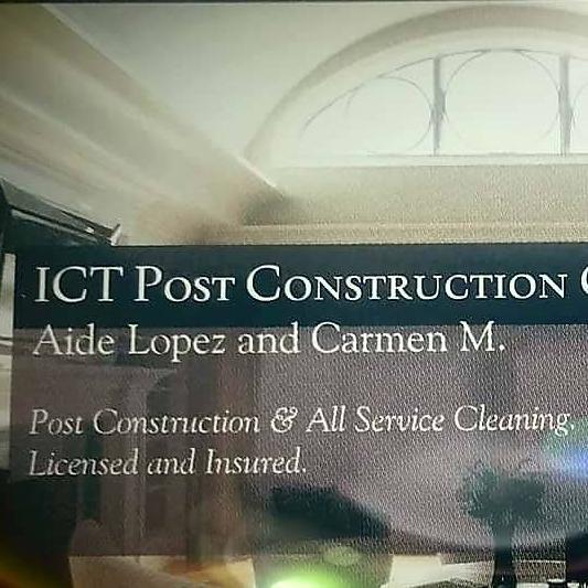 ICT CLEANING LLC