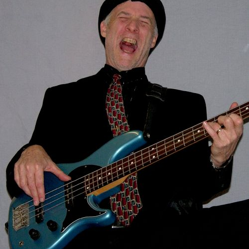 I love playing the bass!