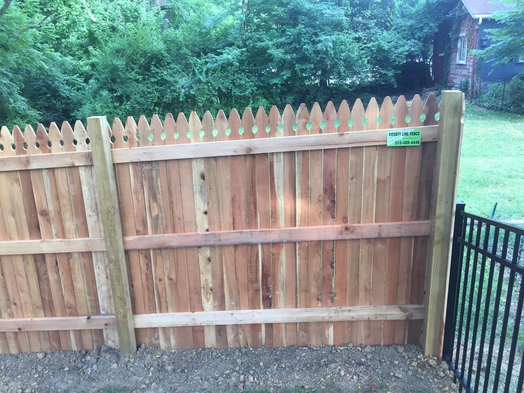 County Line Fences
