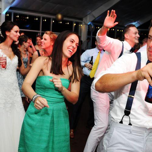 Keeping the dance floor hopping