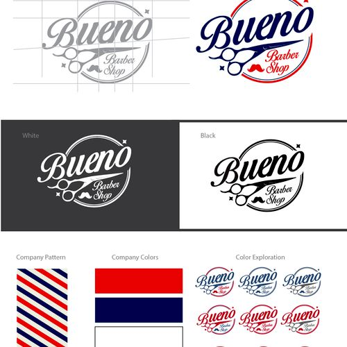 Logo Color Exploration.