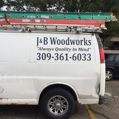 Avatar for J & B Woodworks
