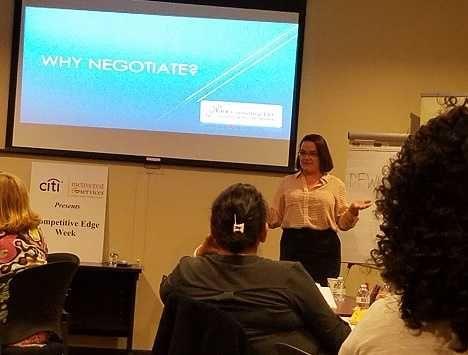 Teaching Negotiations workshop