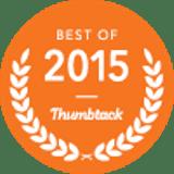 Best Of 2015 Award!